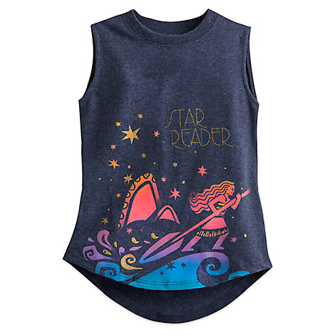 Moana Tank Tee for Girls