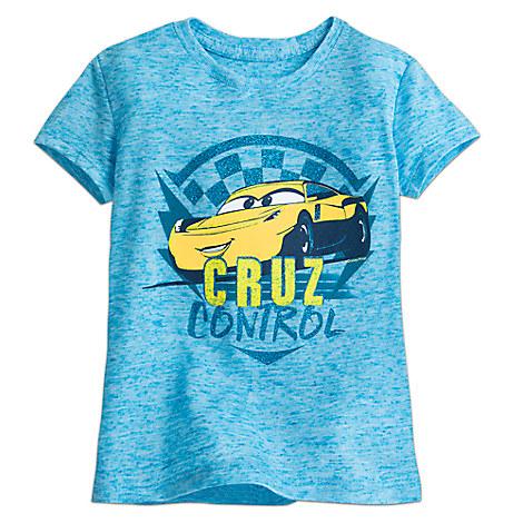 Cruz Ramirez Tee for Girls - Cars 3