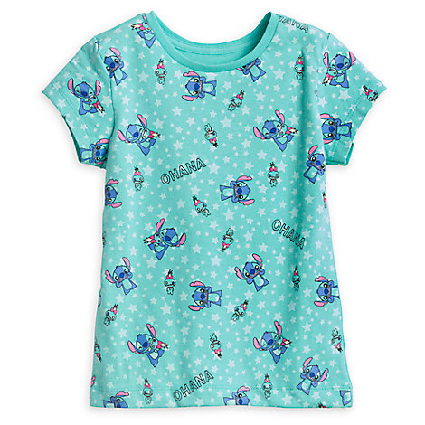 Stitch and Scrump T-Shirt for Girls