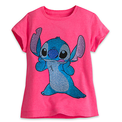 Stitch T-Shirt for Girls
