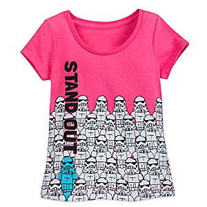 Stormtrooper ''Stand Out'' T-Shirt for Kids - Star Wars