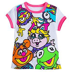 Muppet Babies Ringer T-Shirt for Girls