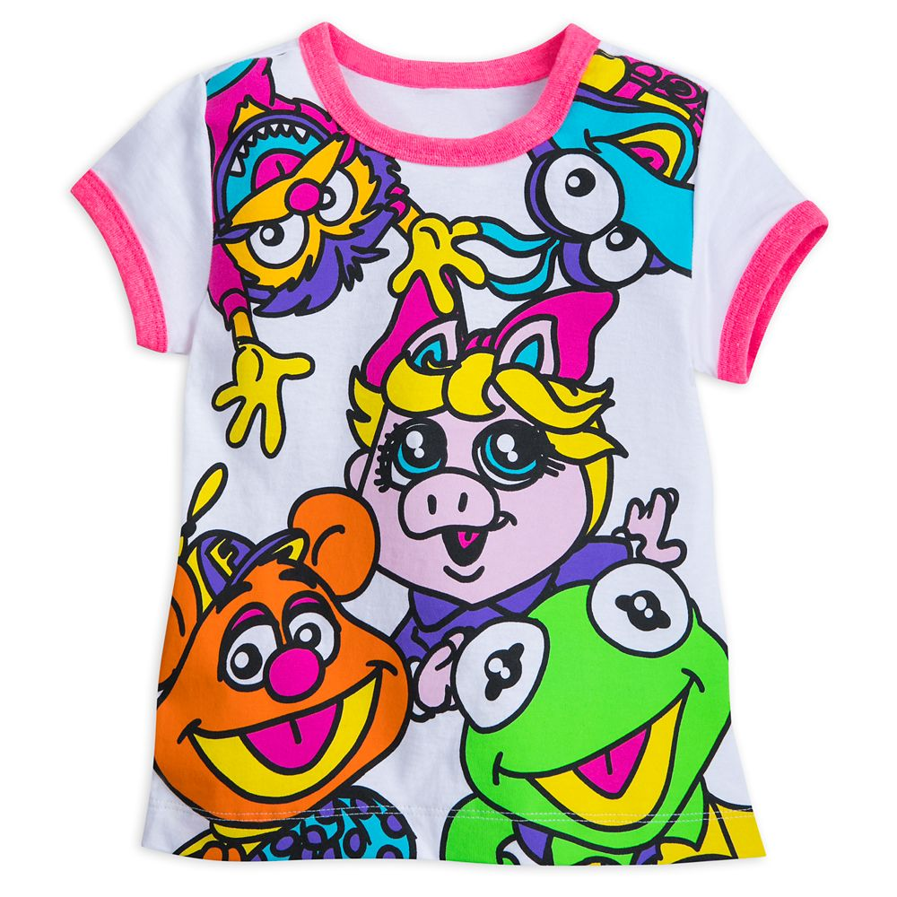 Muppet Babies Ringer T-Shirt for Girls