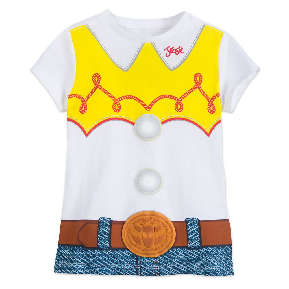 Jessie Costume T-Shirt for Girls – Toy Story