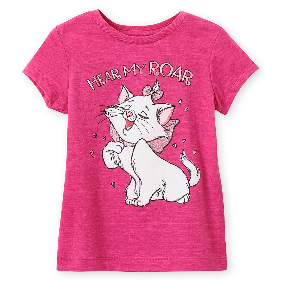 Marie T-Shirt for Girls – The Aristocats
