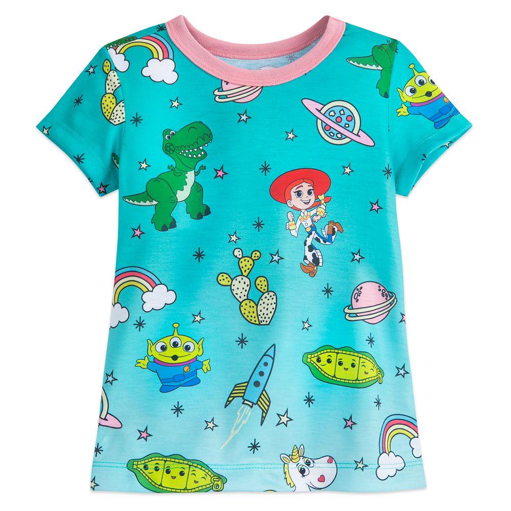 Toy Story Ringer T-Shirt for Girls