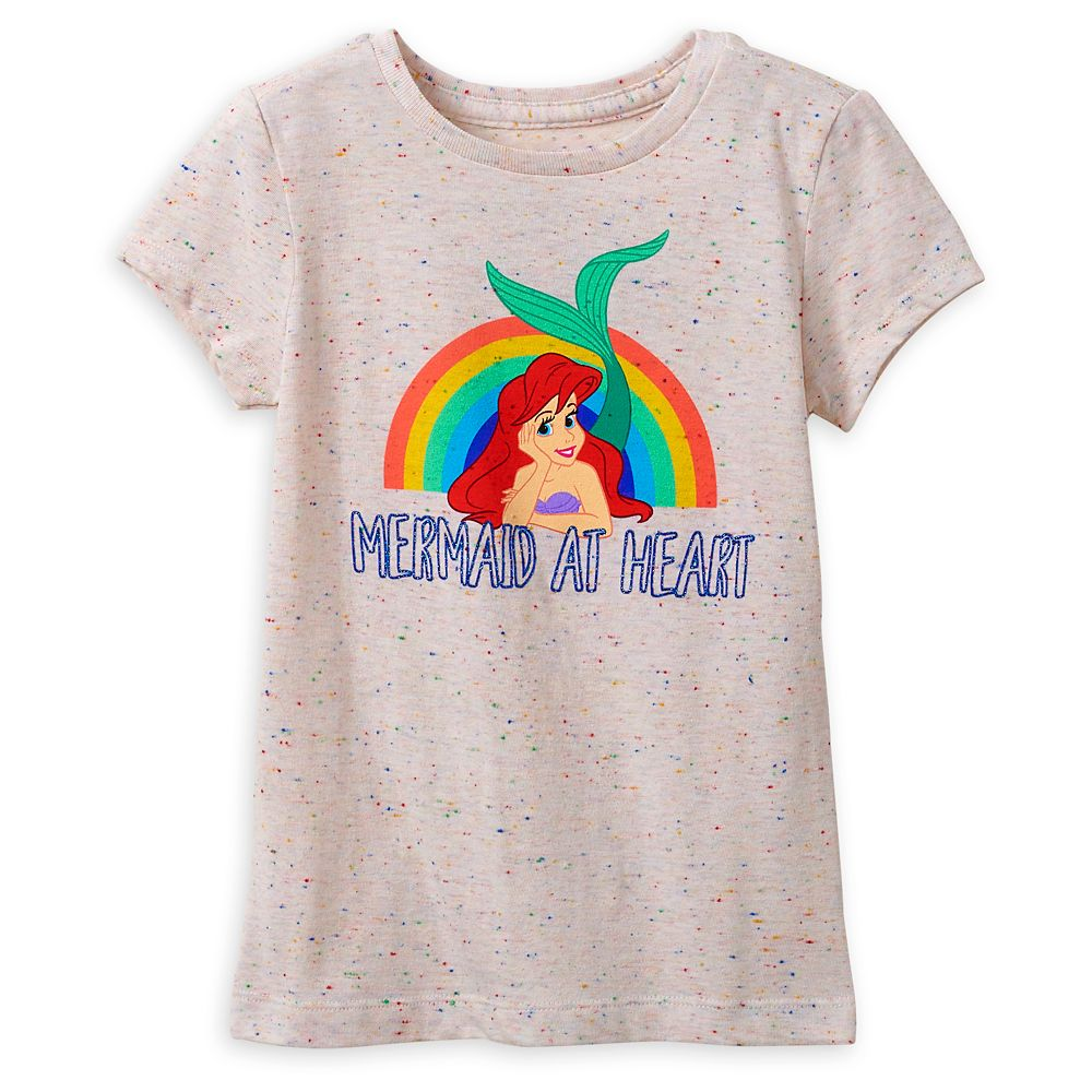 Ariel T-Shirt for Girls – The Little Mermaid