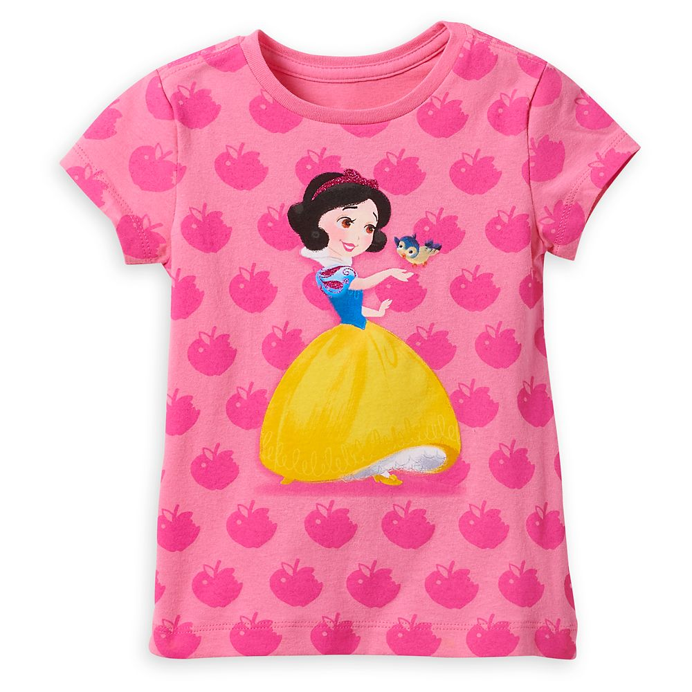Snow White T-Shirt for Girls