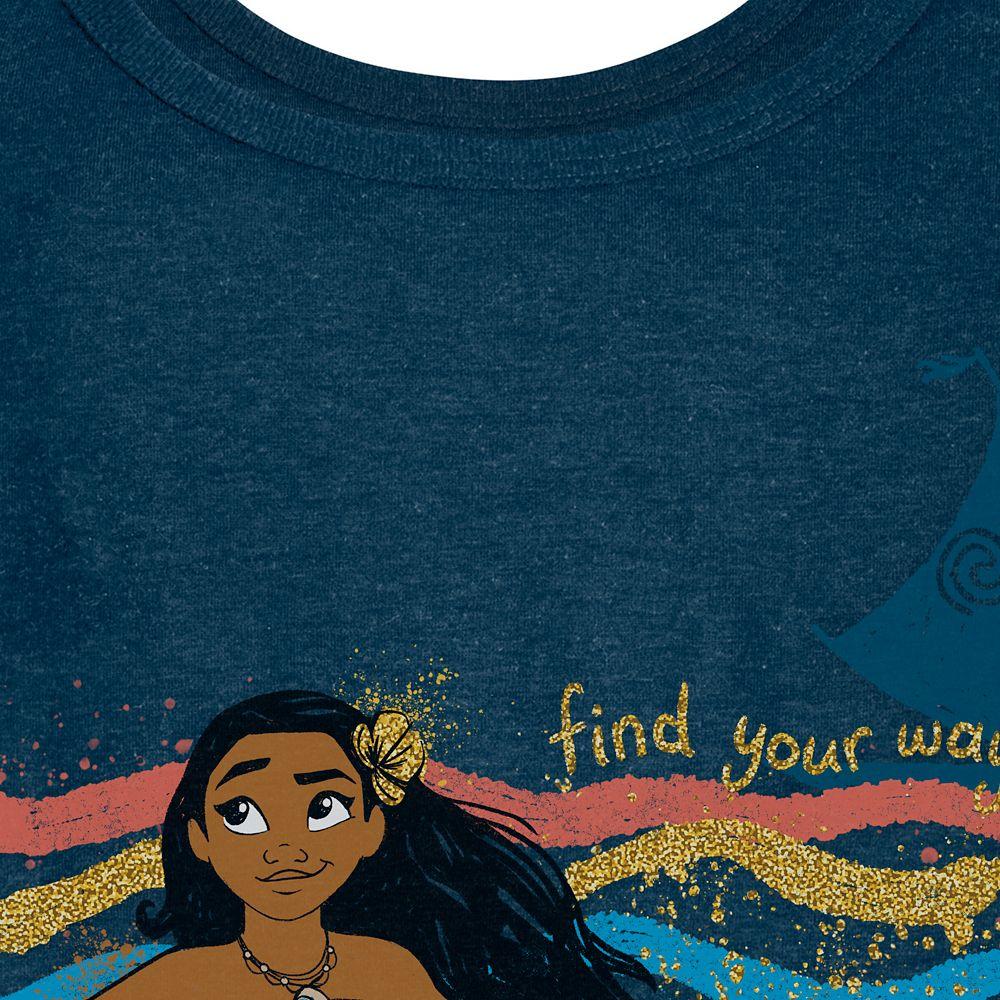 Moana T-Shirt for Girls – Sensory Friendly