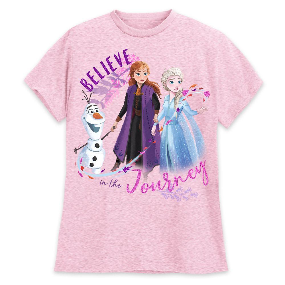 Frozen 2 ''Believe'' T-Shirt for Girls