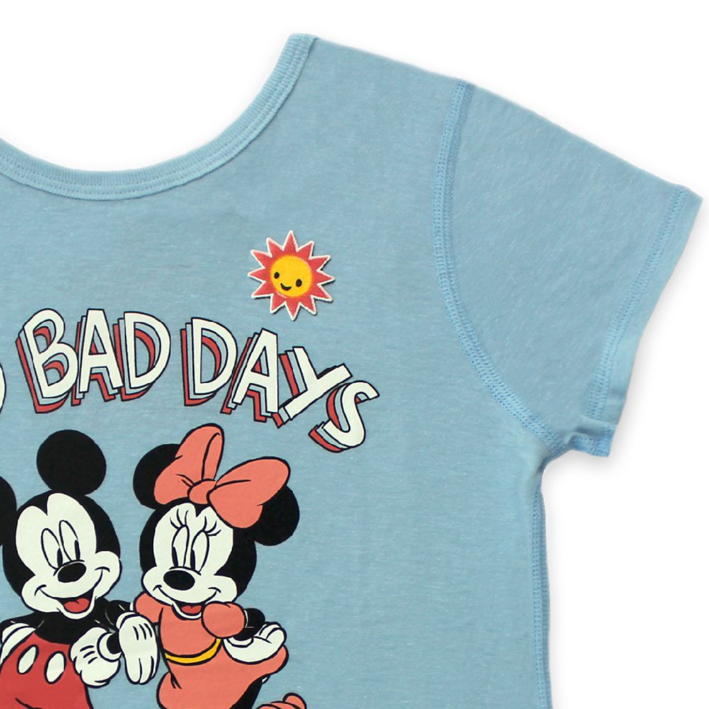 Mickey and Minnie Mouse T-Shirt for Girls – Sensory Friendly