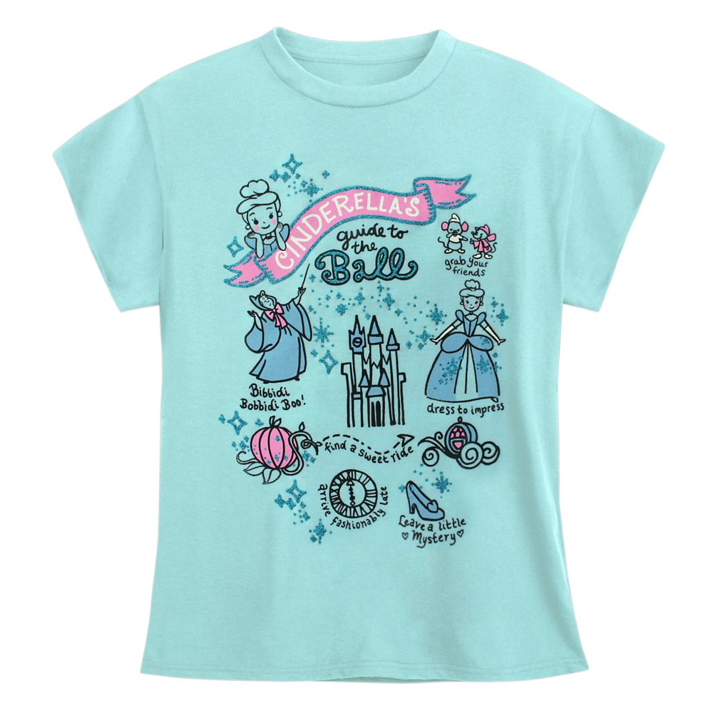 Cinderella T-Shirt for Girls