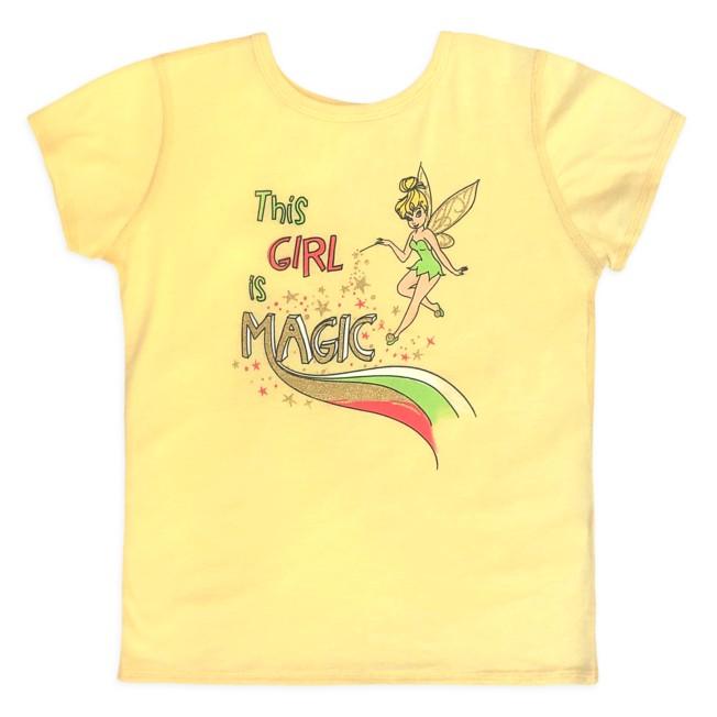 Tinker Bell T-Shirt for Girls – Sensory Friendly