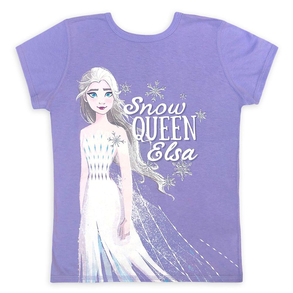 Anna and Elsa T-Shirt for Girls – Frozen 2 – Sensory Friendly