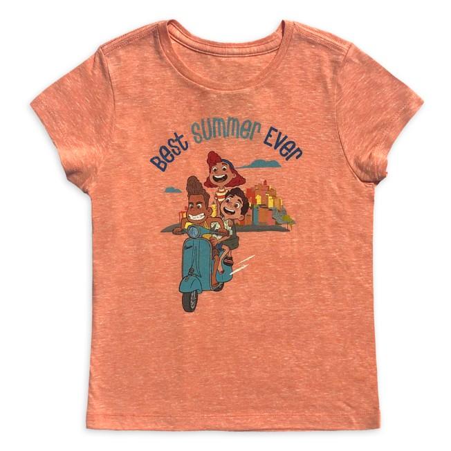 Luca ''Best Summer Ever'' T-Shirt for Kids