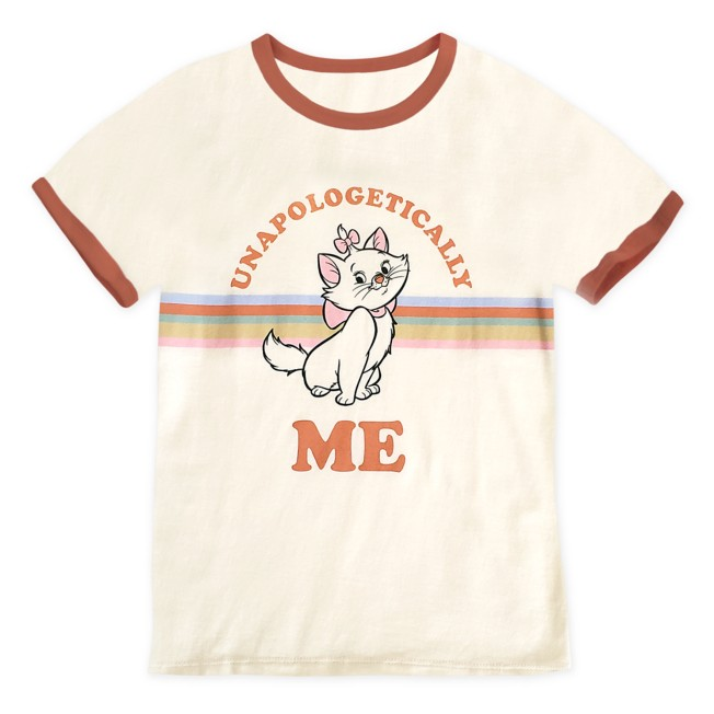 Marie ''Unapologetically Me'' Ringer T-Shirt for Kids – The Aristocats