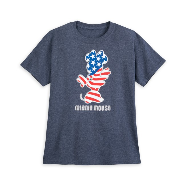 Minnie Mouse Americana T-Shirt for Kids