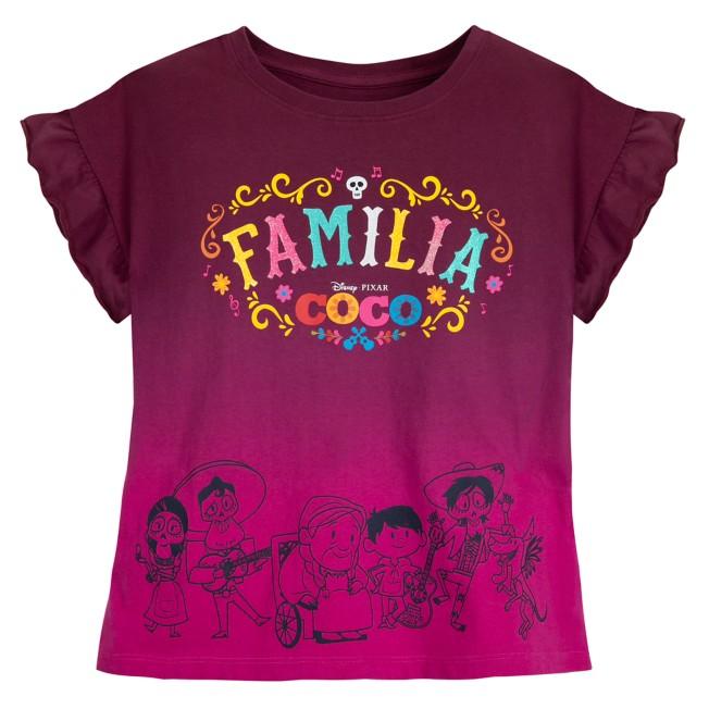 Coco Fashion T-Shirt for Girls