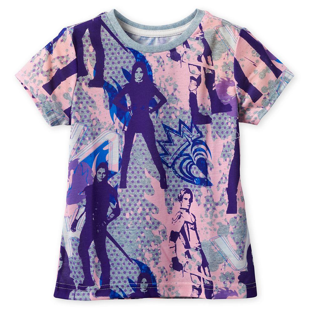 Descendants 3 T-Shirt for Girls Official shopDisney