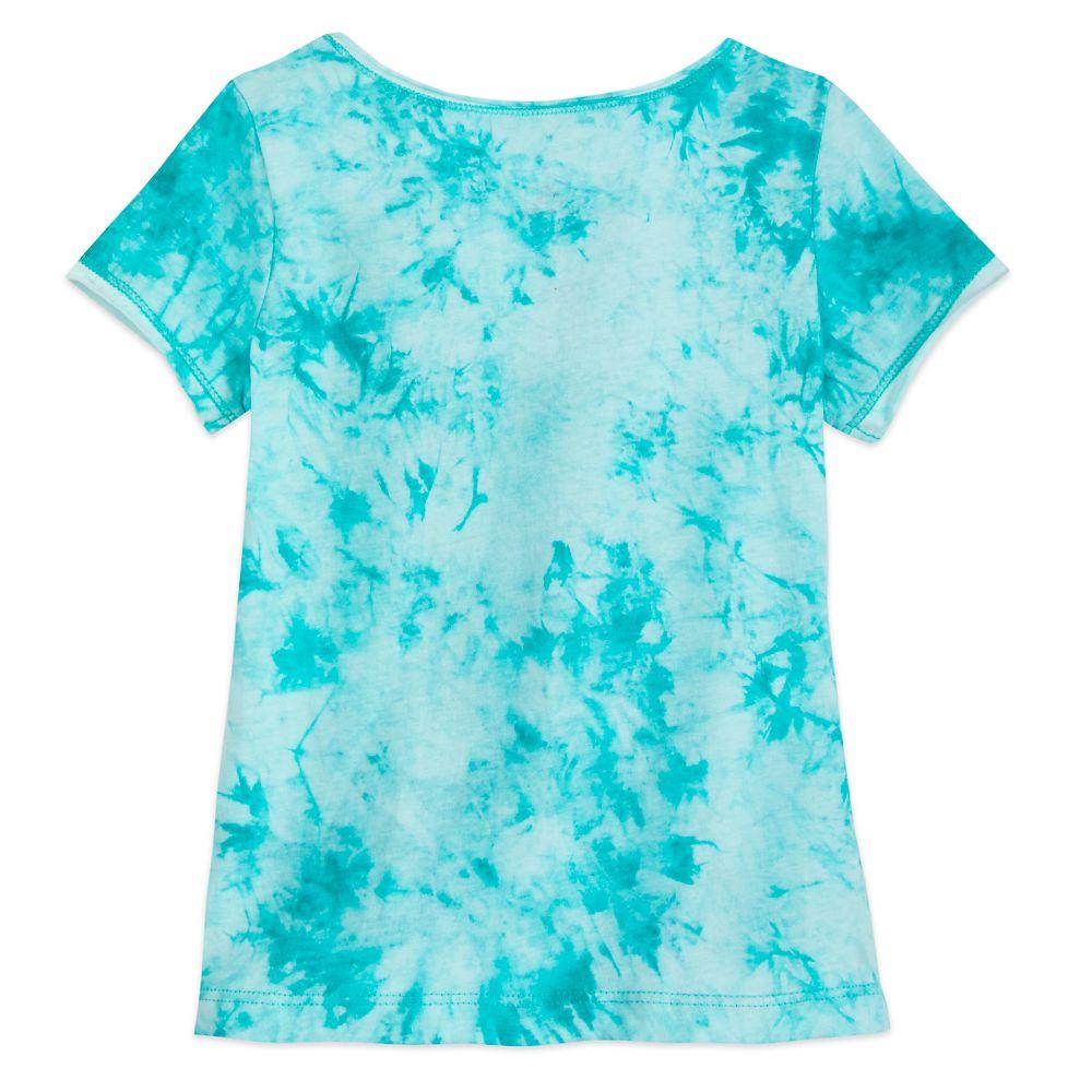 Ariel Tie-Dye T-Shirt for Girls