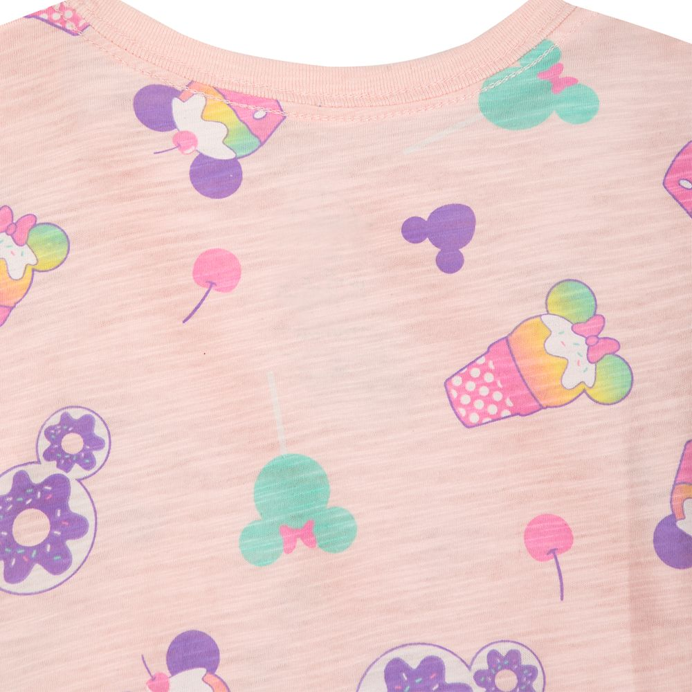 Disney Treats Long Sleeve T-Shirt for Girls