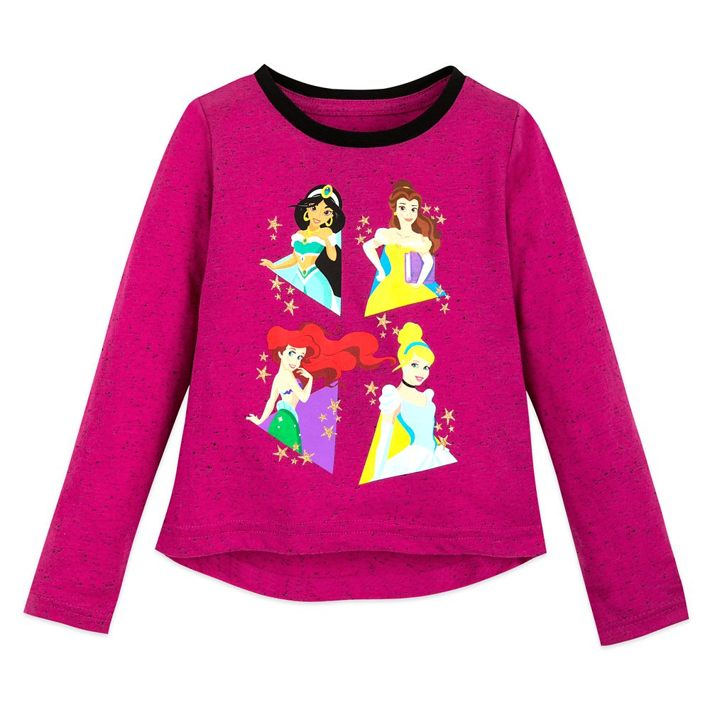 Disney Princess Long Sleeve T-Shirt for Girls