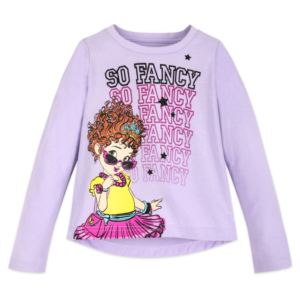 Fancy Nancy Long Sleeve T-Shirt for Girls