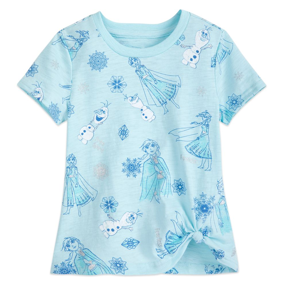 Frozen 2 T-Shirt for Girls