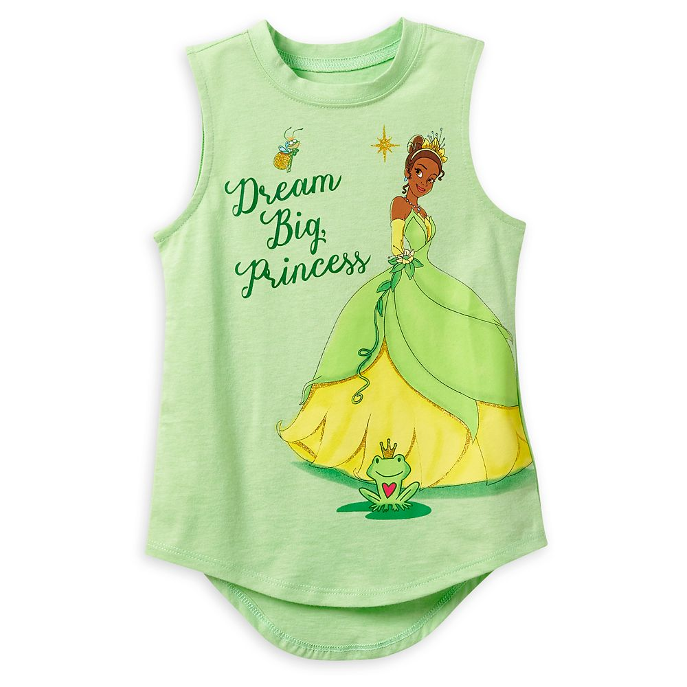 Tiana Tank Top for Girls