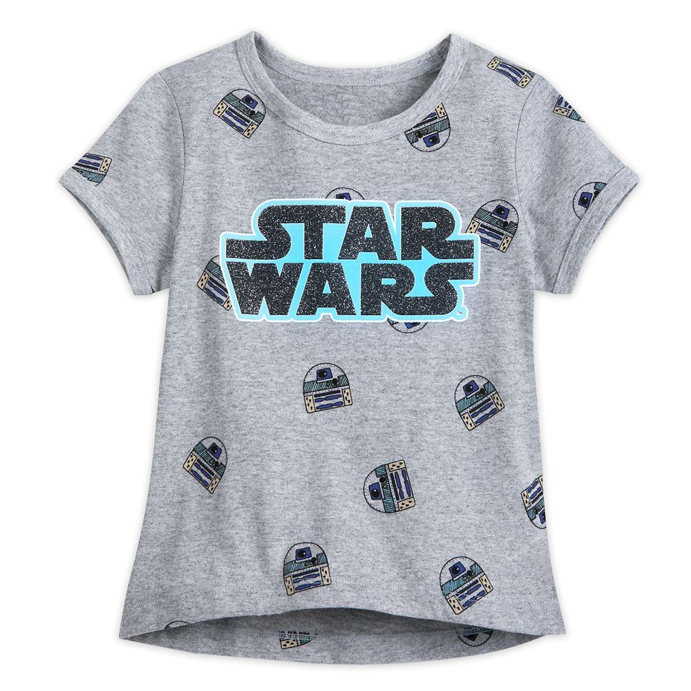 Star Wars Family T-Shirt for Girls