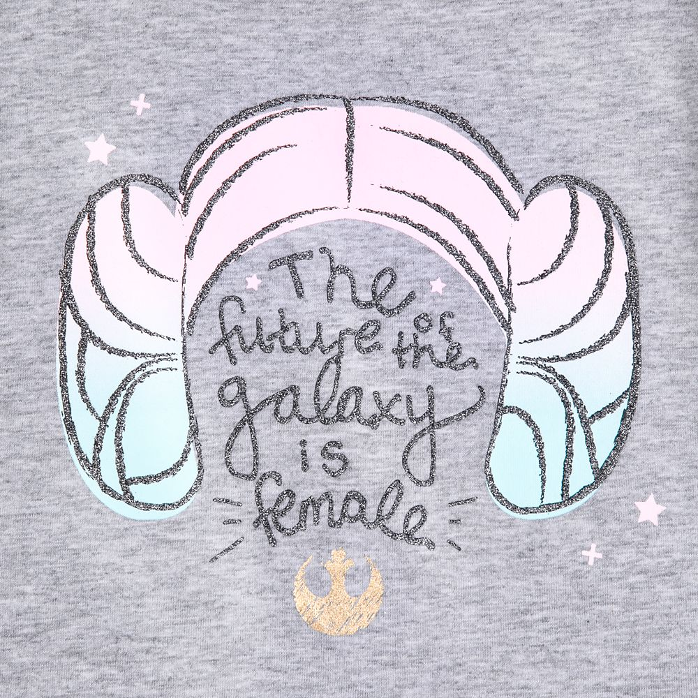 Princess Leia T-Shirt for Girls – Star Wars