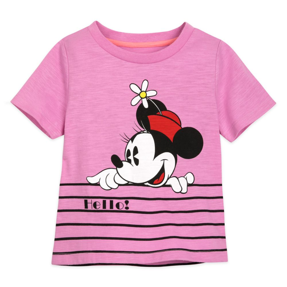 Minnie Mouse T-Shirt for Girls – Summer Fun