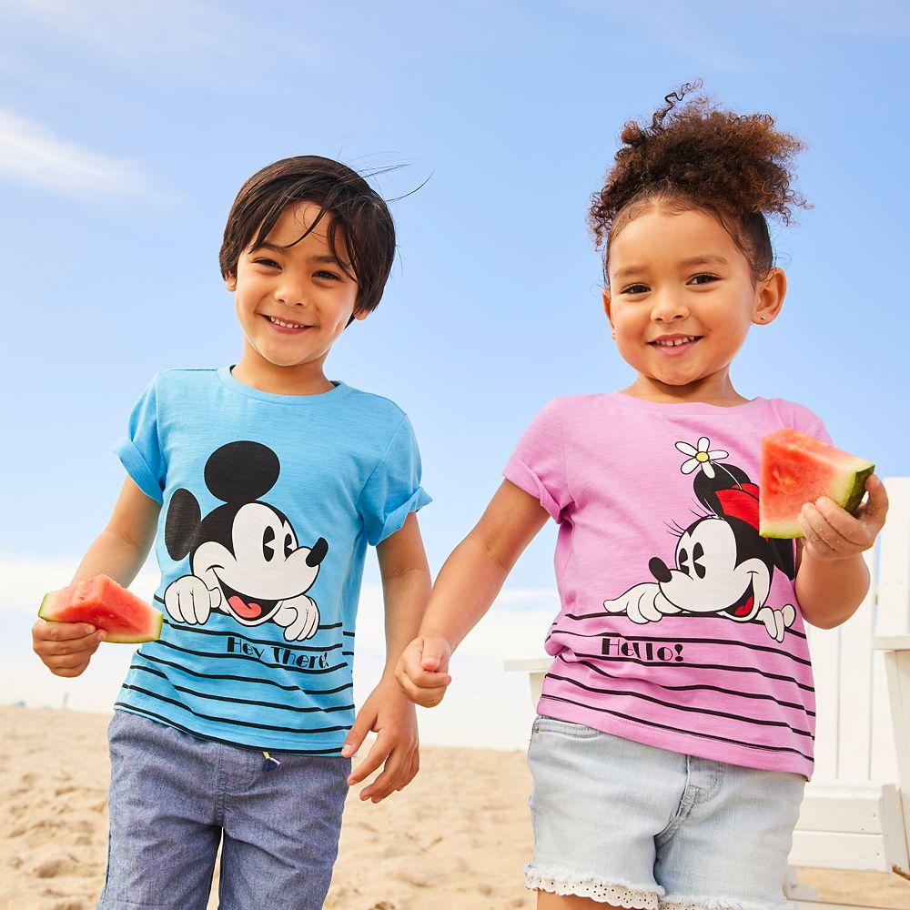 Minnie Mouse T-Shirt for Girls – Summer Fun