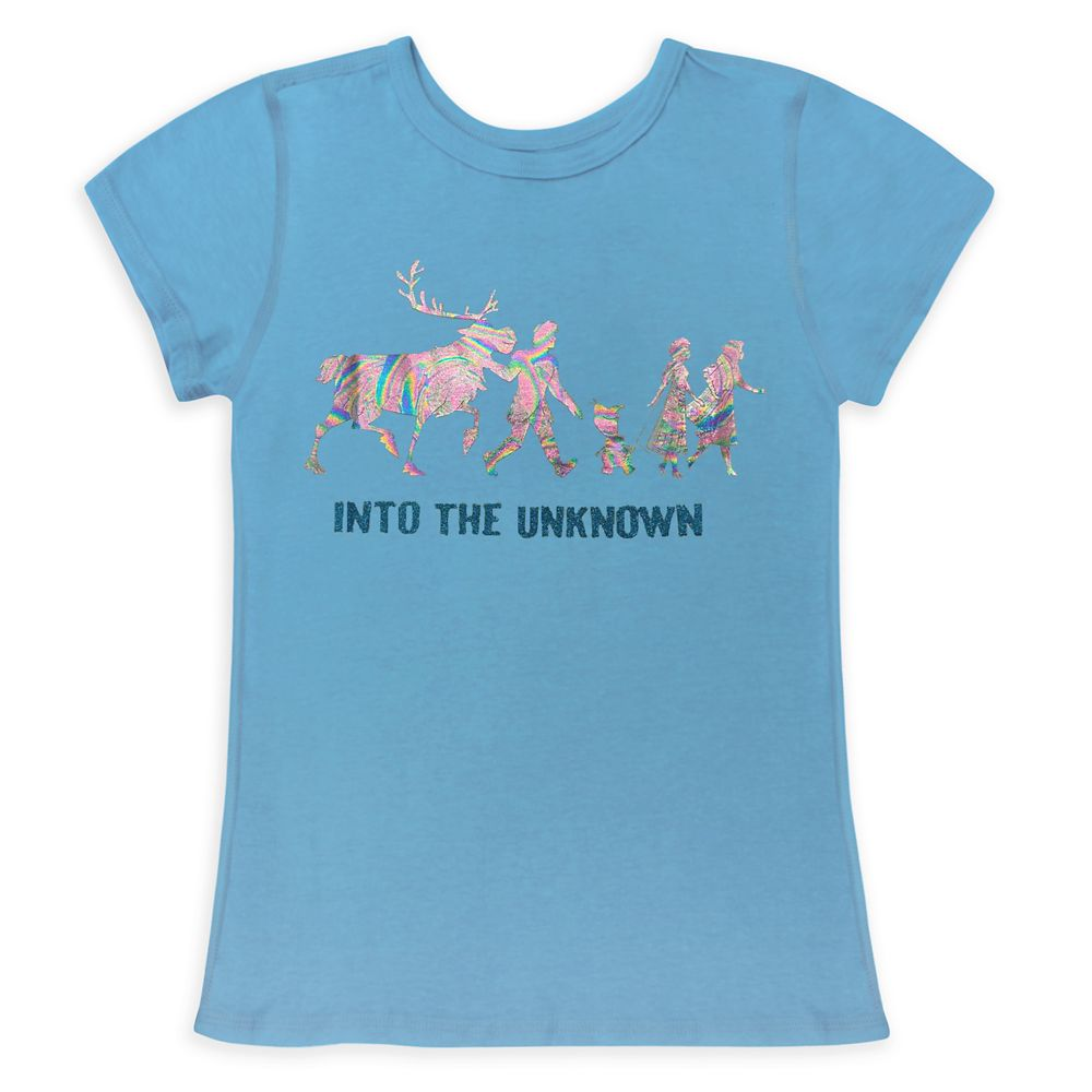 Frozen 2 T-Shirt for Girls – Sensory Friendly