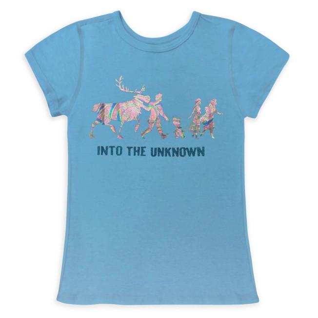 Frozen 2 T-Shirt for Girls – Sensory Friendly