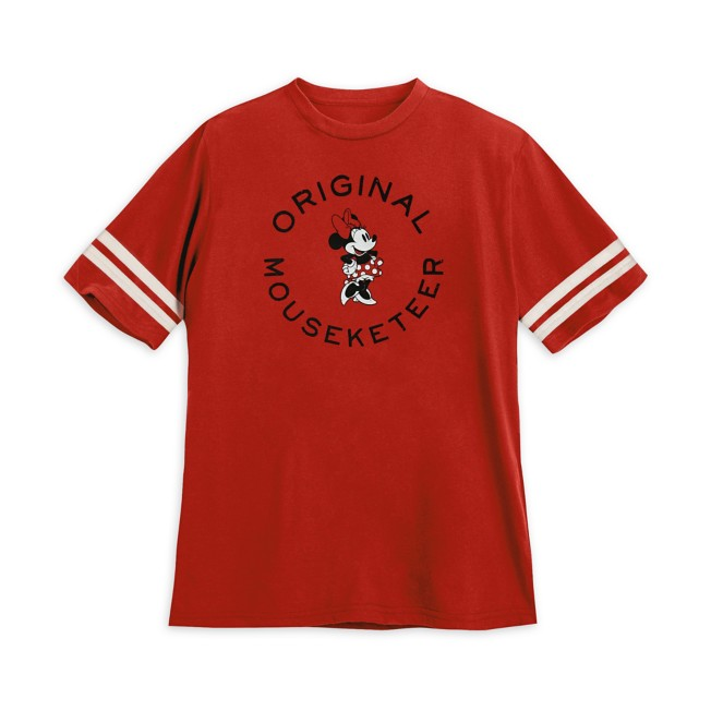 Minnie Mouse Mouseketeer T-Shirt for Girls