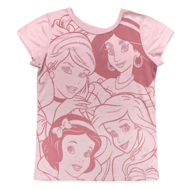 Disney Princess T-Shirt for Girls – Sensory Friendly