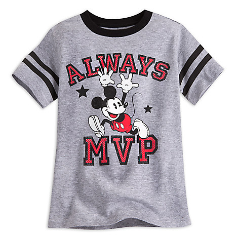 Mickey Mouse MVP Tee for Boys