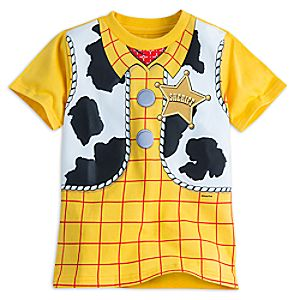 Woody Costume Tee for Boys
