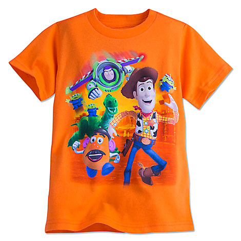 Toy Story Cast Tee for Boys