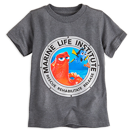 Finding Dory Tee for Boys