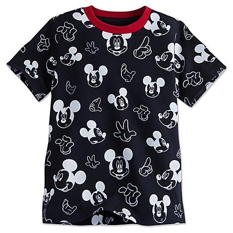 Mickey Mouse Allover Tee for Boys