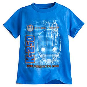 K-2S0 Tee for Boys - Rogue One: A Star Wars Story