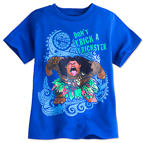 Maui Tee for Boys - Disney Moana