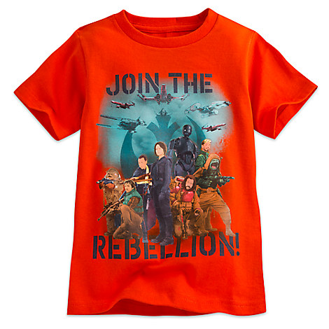 Rogue One: A Star Wars Story Cast Tee for Kids