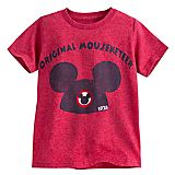 Mickey Mouse Icon Mouseketeer Tee for Boys