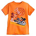 Mickey Mouse Tee for Boys - Mickey and the Roadster Racers