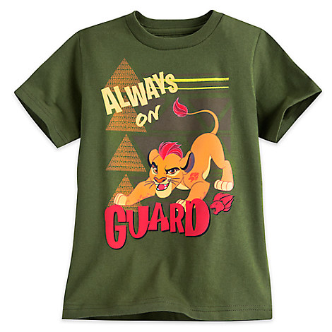 Kion Tee for Boys - The Lion Guard