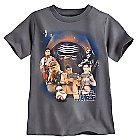 Star Wars: The Force Awakens Cast Tee for Boys