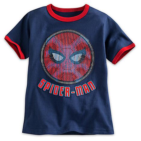 Spider-Man Lenticular Tee for Boys